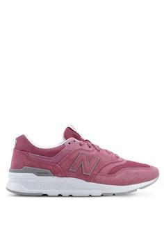 528cba7bf668 New Balance pink 997H Lifestyle Shoes 78584SHEFC48E5GS 1