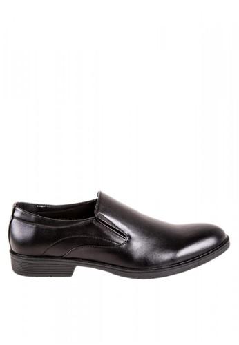 Otto black Slip-On Formal Shoes DCFB9SHC92FE35GS_1
