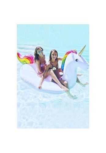 獨角獸水上坐騎充氣泳圈, 運動, 海esprit 香港灘配件
