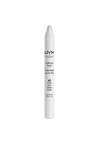 NYX Professional Makeup white NYX Professional Makeup Jumbo Eye Pencil -  COTTAGE CHEESE 9D707BE2D815A2GS_1