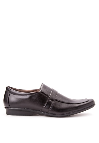 H2Ocean black Falmouth Formal Shoes H2527SH12SWHPH_1