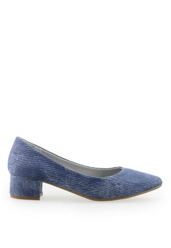 Footspot blue FOOTSPOT - Point Toe Heels 25741SH20B8689GS_1