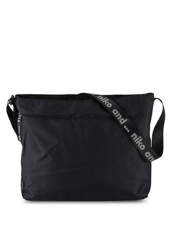 niko and ... black CORDURA® Crossbody Bag BB650AC1320084GS_1