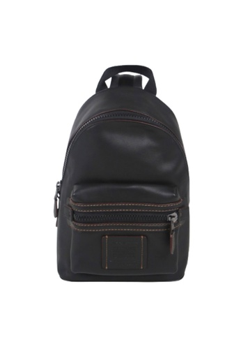 Coach black Coach Academy Pack 93819 Crossbody Bag In Black BE30DAC1E339CBGS_1