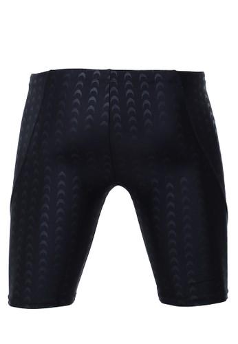 Hamlin black Hamlin Yume Celana Renang Pria Sharkskin Size L Simple Design Material Spandex Polyester ORIGINAL A7F4CAA88330A2GS_1