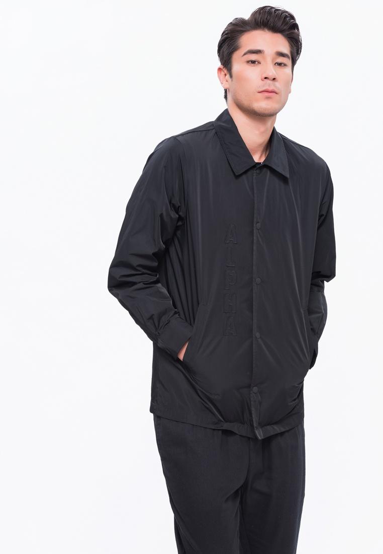 Coach Black Style Alpha Jacket Alpha gw81Yq