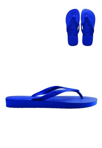 Havaianas Havaianas Unisex Top Sandals (Marine Blue) F00EESH3EBF608GS_1