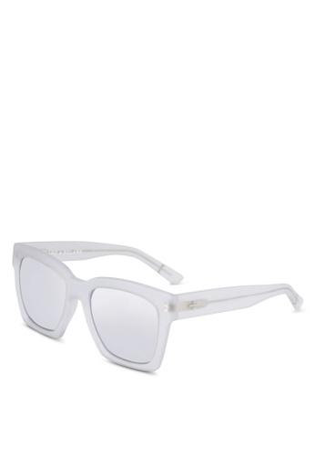 BLANC & ECLARE black New York Sunglasses 1E3CFGL5CBA8C3GS_1