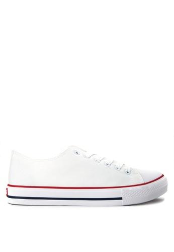 Italianos white Bert Sneakers IT153SH91OPGPH_1