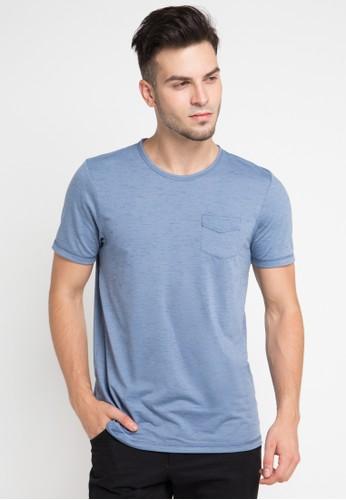 FAMO blue Tshirt 2311 FA263AA0V28YID_1