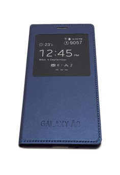 S-View Flip Cover for Samsung Galaxy A8