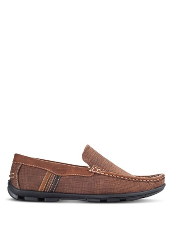 Louis Cuppers brown Casual Loafers LO977SH05VOOMY_1