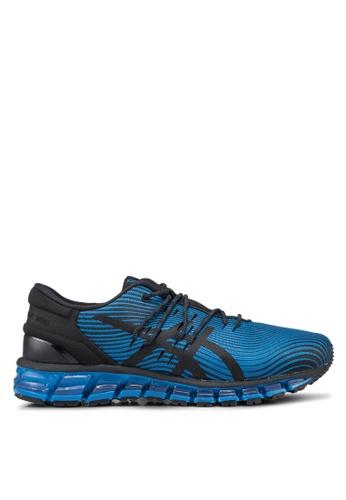 Asics blue Gel-Quantum 360 4 Shoes CD6ABSHC26E5D0GS_1