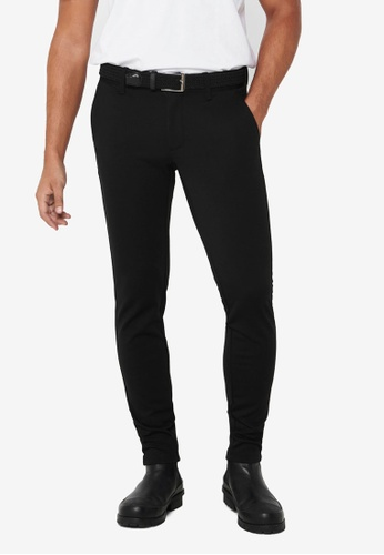 Only & Sons black Mark Chino Pants B1C51AA9330386GS_1