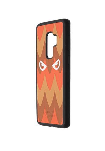 POROLUXE orange PHONE CASE FOR SAMSUNG S9+ BD567ACE10E450GS_1