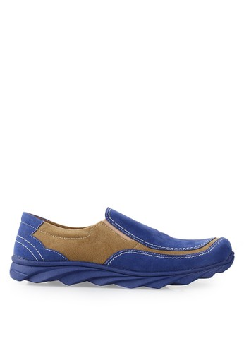 Dr. Kevin blue Loafers, Moccasins & Boat Shoes Shoes 13268 DR982SH50SFDID_1