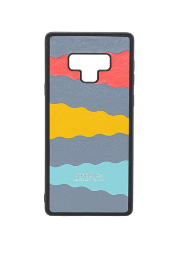 POROLUXE grey PHONE CASE FOR SAMSUNG NOTE 9 CB315AC59C0154GS_1