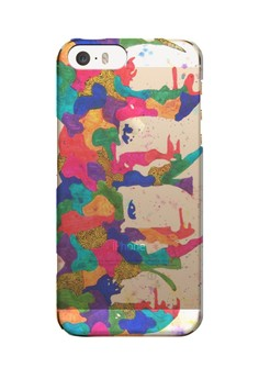 Beatles Alive Transparent Hard Case for iPhone 5, iPhone 5s