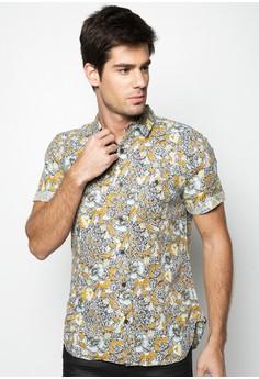 S/S Floral Shirt