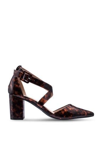 Therapy brown Charlie Heels 4044ESH0867556GS_1