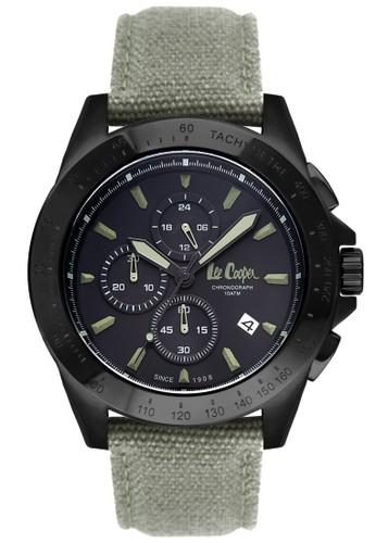 Lee Cooper LC-41G-B jam tangan pria