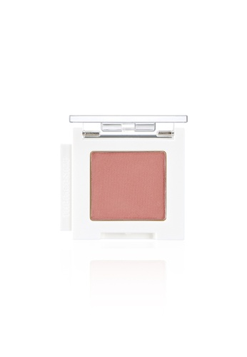 THE FACE SHOP pink Mono Cube Eyeshadow (Matte) Pk02 Rosie Rose DCB6DBEC835EA0GS_1