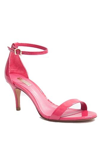 Covet pink Schutz Petrina Ankle Strap Heels CO331SH32EMXPH_1