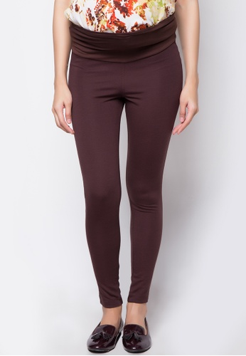 92bab76c14bc8 Shop BUNTIS Jelly Maternity Jeggings Online on ZALORA Philippines