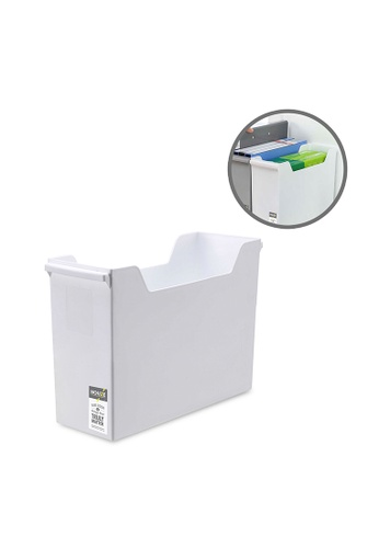 HOUZE HOUZE - Portable All-In-One File Box (S) (Dim: 35 x 12 x 24cm) B3107HL46DB4CCGS_1