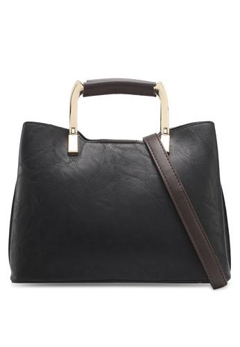 PLAYBOY BUNNY black Playboy Bunny Ladies Handbag 2DA0DAC6DBF58EGS_1
