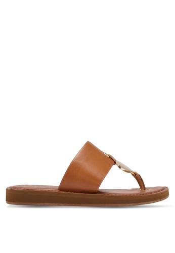ALDO beige Yilania Sandals 6B180SHEF79249GS_1