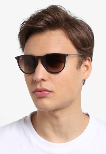 ca4ec52db5 Buy Ray-Ban Erika RB4171 Sunglasses Online on ZALORA Singapore