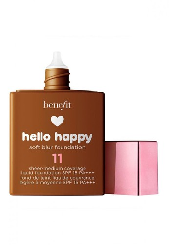 Benefit beige Benefit Hello Happy Soft Blur Foundation Shade 11 1BDB0BE2A534D5GS_1