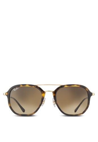 Ray-Ban brown RB4273 Sunglasses RA896GL15WDSMY_1