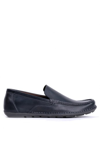 Tony Perotti black Tony Perotti Loafers Brice - Black B19D5SHAF5BE31GS_1
