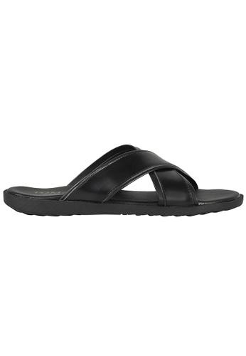 Tomaz black Tomaz C382 Mens Sandals (Black) 7521FSH890492EGS_1