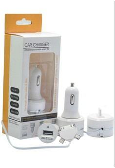New Design 4 in 1 Car Charger