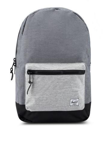 Herschel grey Settlement Backpack 42C90AC905F303GS_1