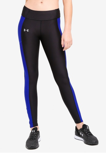 Under Armour black Speed Stride Tights 56497AA01329FFGS_1