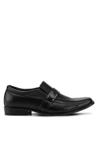 Rocklander black Rocklander Formal Shoes D898ESHF61B1A6GS_1