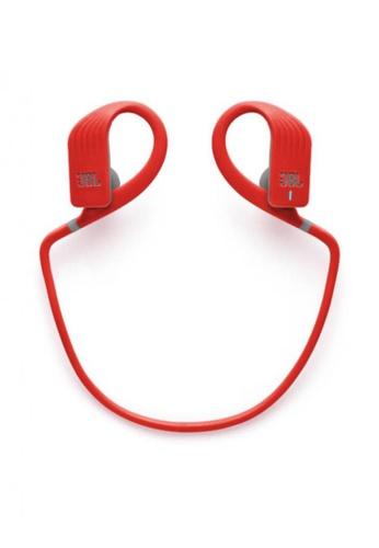 JBL red Jbl Endurance Jump Waterproof Wireless Sport In-ear Headphones - Red D8D49ES77AF500GS_1