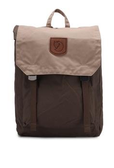 0fac2f4e2570a Fjallraven Kanken brown Khaki-Sand Foldsack No.1 Backpack FJ382AC0RWKTMY 1