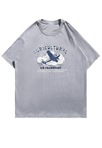 Twenty Eight Shoes Foam Printed Short T-shirt HH1152 474D9AAAAC7003GS_1