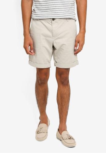 Selected Homme black Straight-paris Moonstr. Shorts Noos W E8B72AA6C45D59GS_1