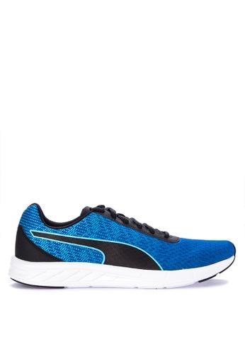 Puma blue Meteor 2 Shoes PU758SH0JIKQPH_1
