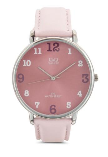 QZ00J30esprit台灣網頁5Y 撞色數字顯示圓錶, 錶類, 飾品配件