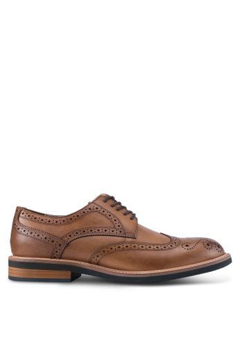 Kenneth Cole New York brown DESIGN 20631 - Oxford Lace-up KE615SH0SI6RMY_1