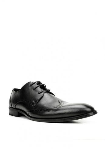 Mario D' boro Runway black MS 44268 Black Formal Shoes EB5E7SHC0F1318GS_1