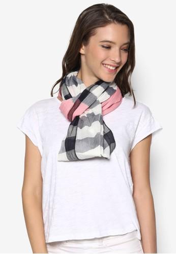 雙設esprit taiwan計多用途圍巾披肩, 飾品配件, 飾品配件