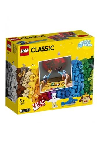 LEGO multi LEGO Classic 11009 Bricks and Lights (441 Pieces) 45F31TH2719E6AGS_1